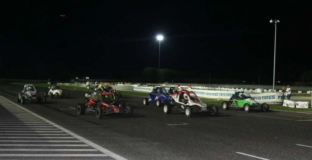 Che spettacolo la Night Race!