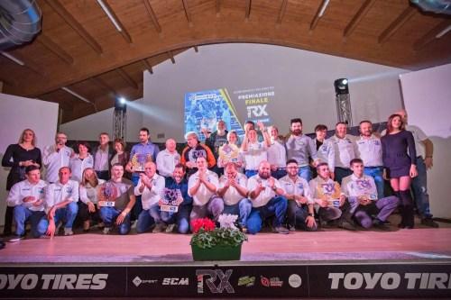 A Monza la premiazione dei Campioni dell'Automobilismo tricolore 2019