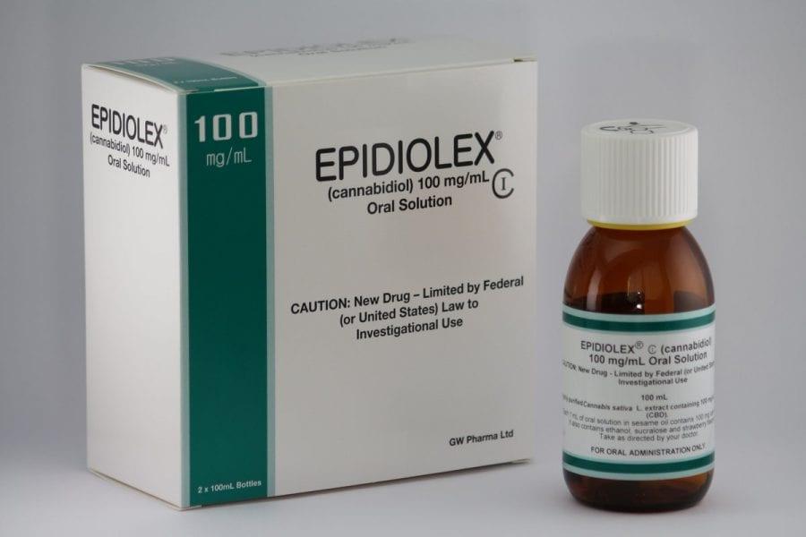 Box of Epidiolex