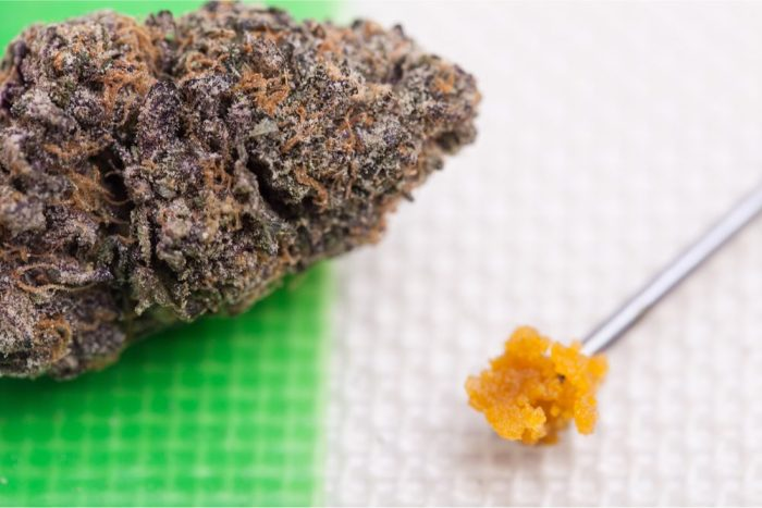 dab with nug for nerve pain or cannabis for fibromyalgia