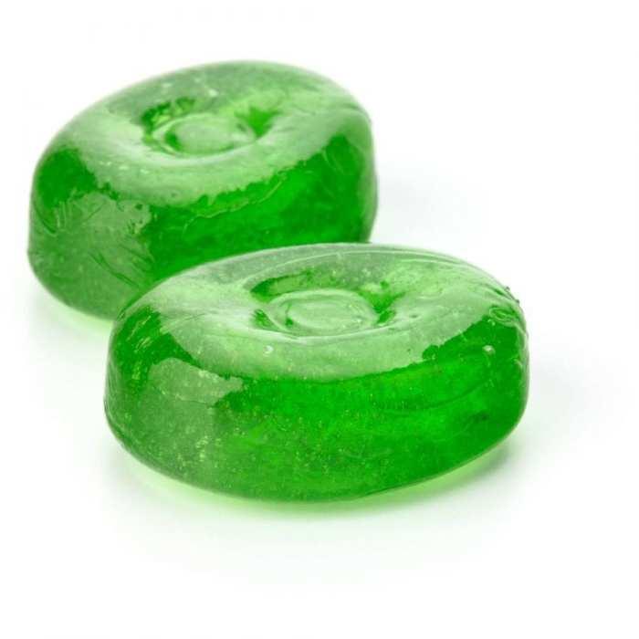 Cannabis Hard Candy Close Up
