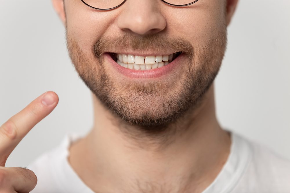 sublingual cannabis could make you smile like this guy