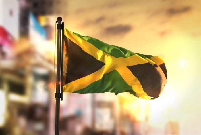jamaican flag, where the study on cannabis that mothers might sue as nausea medicine took place