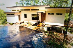 Hemp House biodegradable and environmentally friendly