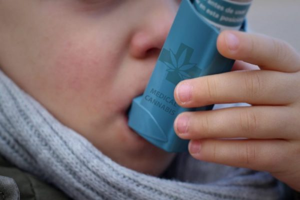 cannabis, cannabis inhaler, respiratory disease, respiratory illness, Israel, USA, research, medical cannabis, respiratory health, cannabinoids