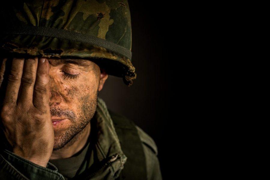 medical cannabis for PTSD, PTSD, depression, suicide, veterans, vets, VA cannabis, smoke, medicated