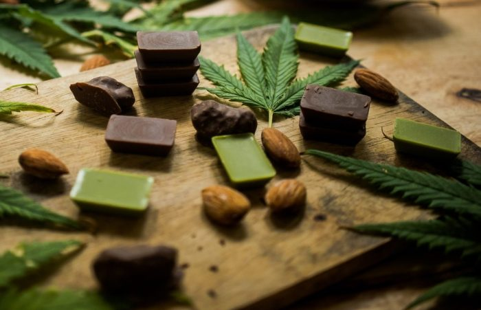 best dark chocolate with cannabis