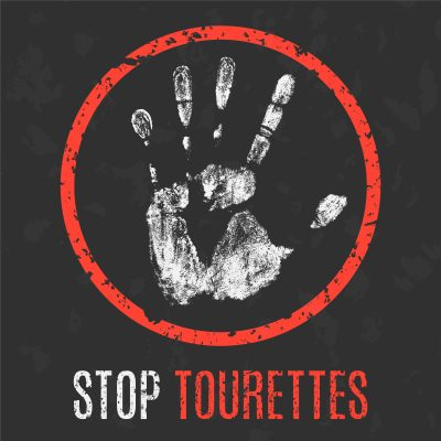 stop tics, tourette syndrome, tourettes, motor tic, verbal tic, speech therapy, CB1, endocannabinoid