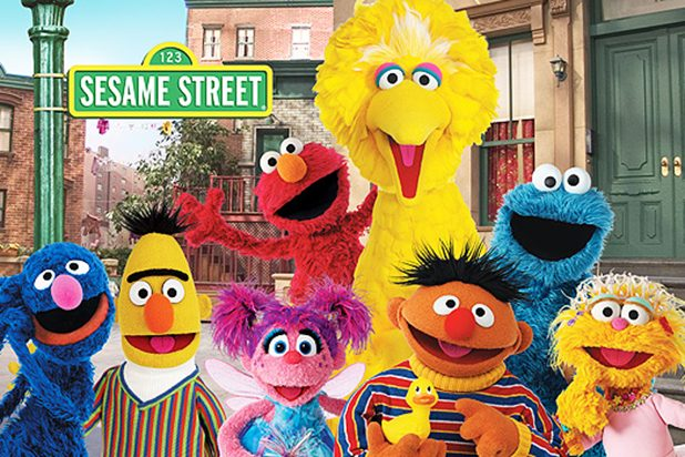 sesame street characters, who are now adressing the opioid crisis