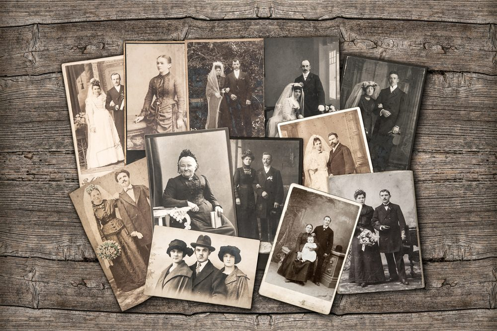 MTHFR GENE MUTATION gene history hinted at with family photos