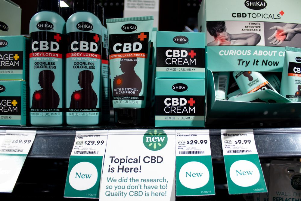 The ancient history of cannabis brought us to the point where cannabis is now modern medicine in the digital age and sold in the same fashion as these pristine goods on a pharmacy shelf