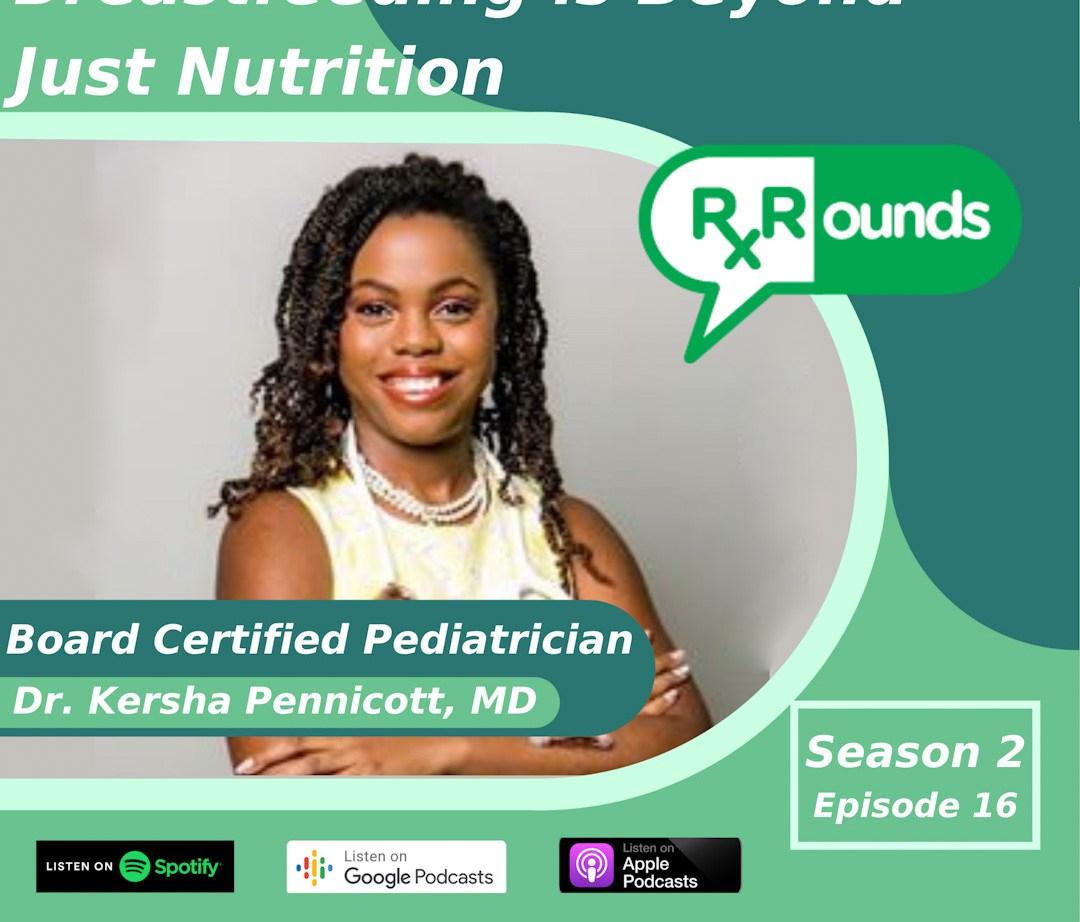 Breastfeeding is beyond just nutrition