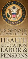 Senate HELP Logo