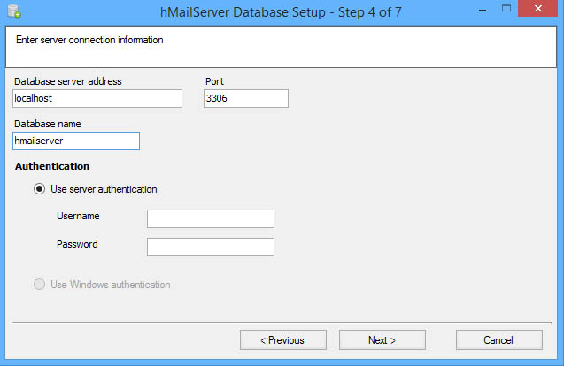 hMailServer - Open Source Mail Server for Windows POP3 SMTP IMAP