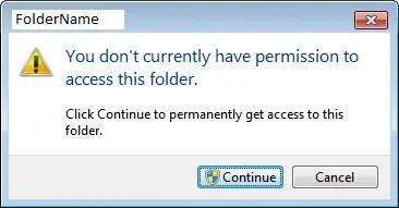 folder.permanently.grant