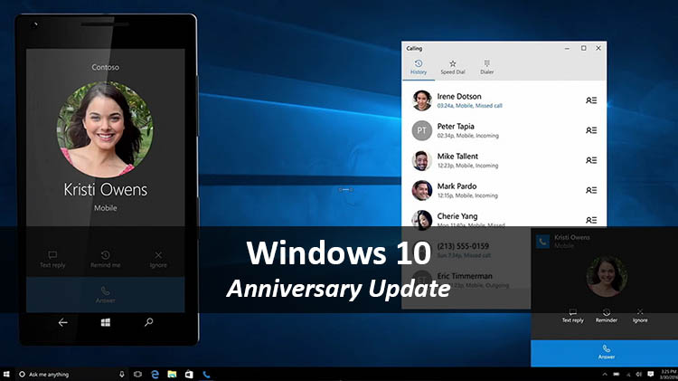 Windows 10 Anniversary Update: how to get it