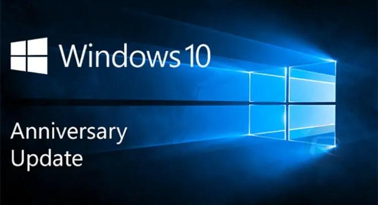 Windows 10 Anniversary Update: tutte le novità