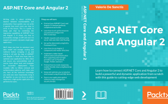 ASP.NET Core and Angular 2 - The Book