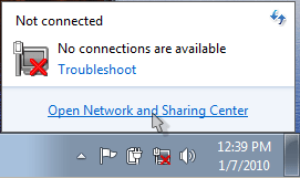 Windows 7 - Random network & internet disconnections? How to fix it