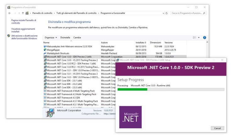".NET Core - How to fix the ""Microsoft.NET.Sdk.Web could not be found"" error in Visual Studio 2017"