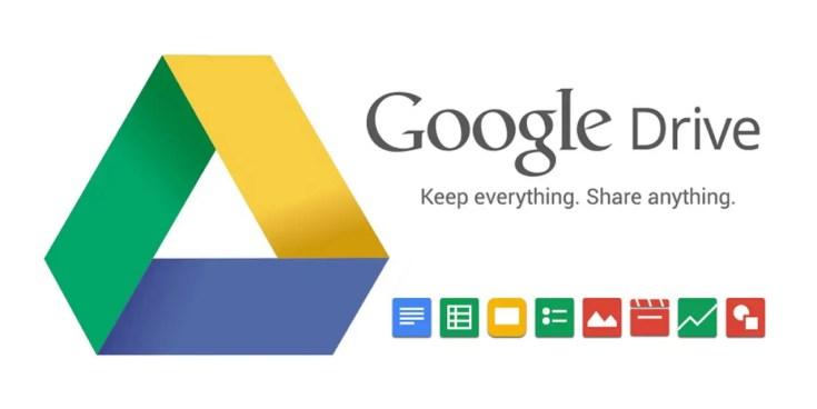 Google lancia Drive in modalità Stand-Alone per le Aziende