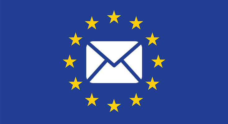 GDPR - Direct E-Mail Marketing, Newsletter e sistemi di contatto diretto a distanza
