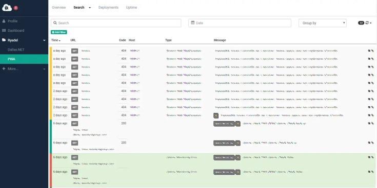 elmah.io - Cloud-based Error Logging Platform for ASP.NET MVC & Core Web Applications