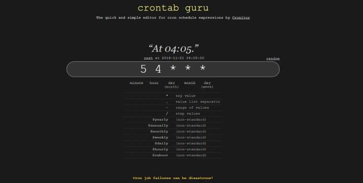 Linux - Auto-Reboot and Shutdown with Cron Jobs - Task Scheduler alternative