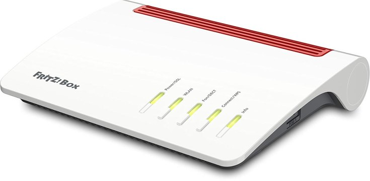Modem FRITZ!Box 7530 7590 - parametri configurazione VOIP Tiscali