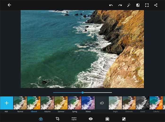 Top 5 photo-editing apps for Android in 2019