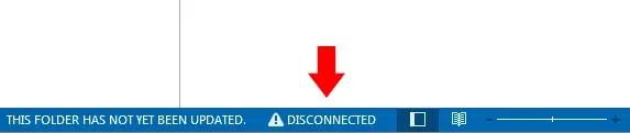 MS Outlook disconnesso, MS Exchange server non disponibile - cosa fare