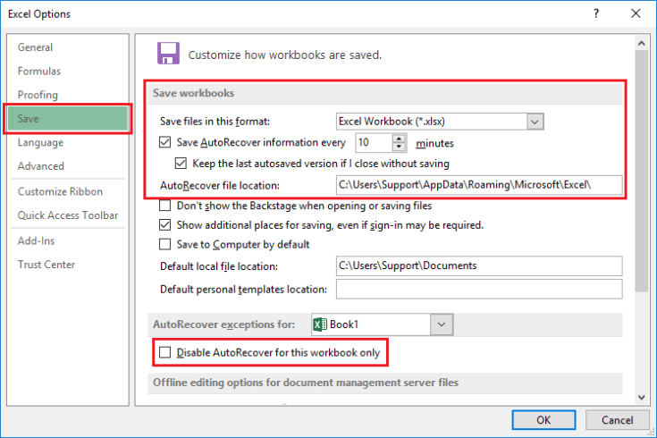 How to repair a corrupted MS Excel file (XLS and XLSX)
