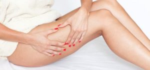 cellulite alle gambe