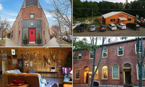 Cheers! Former Watering Holes Turned Into Humble Abodes