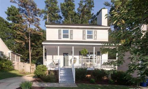 Under Contract: Charming Three-Bedroom ITB Home