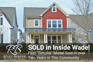Sold: 3 Bedroom Inside Wade Home