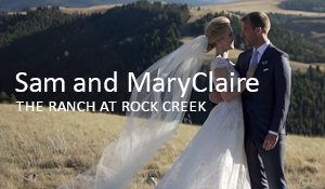 Sam and MaryClaire // The Ranch at Rock Creek