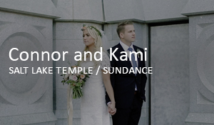 Connor and Kami // Sundance, Utah