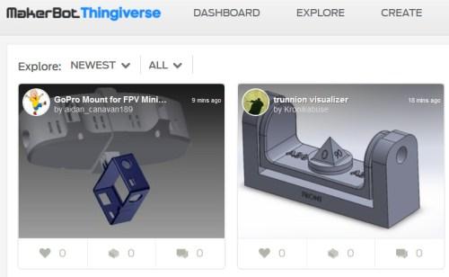 Thingiverse-Sample