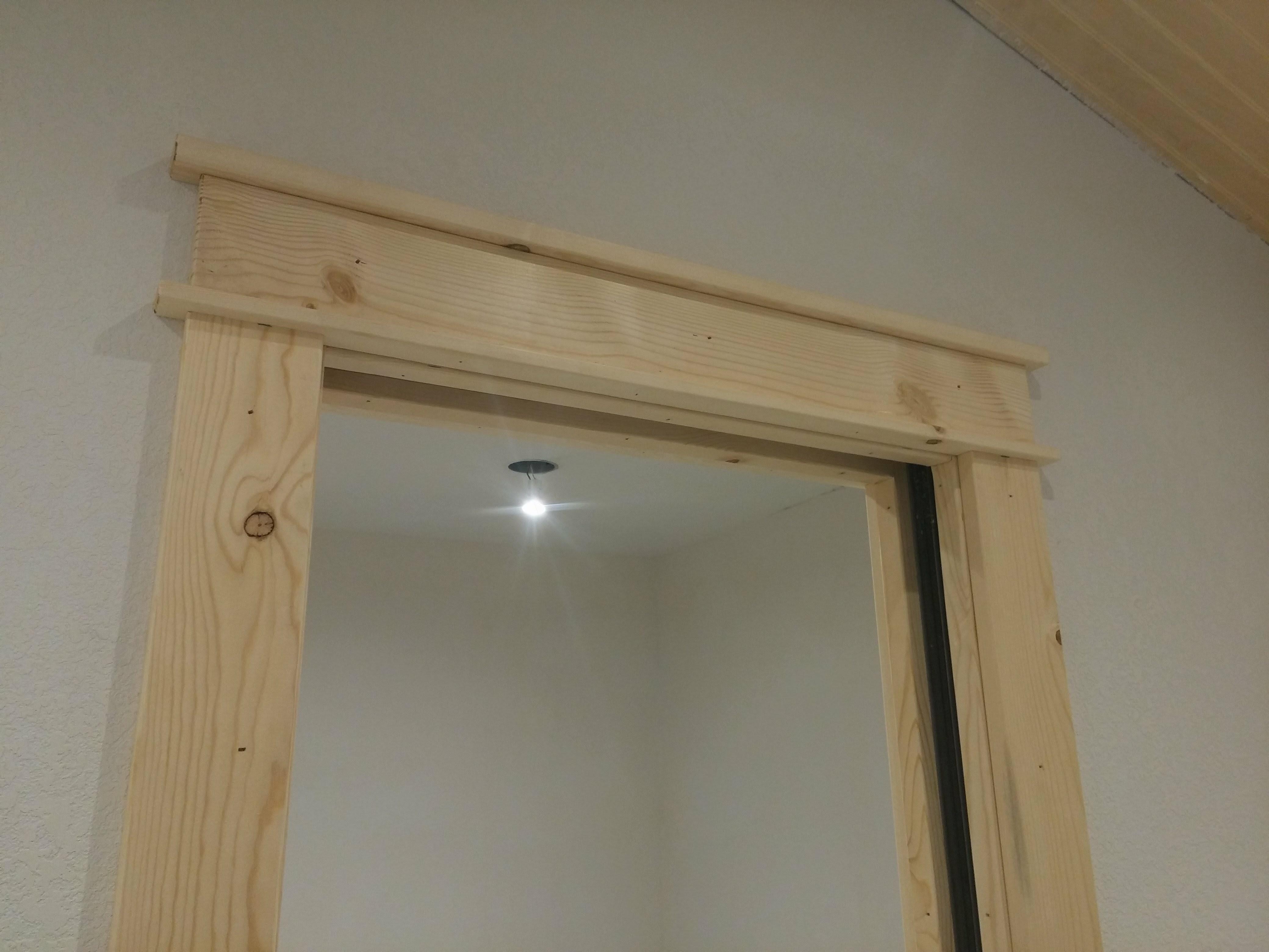 Installing Pocket Doors Ryan Hobbies