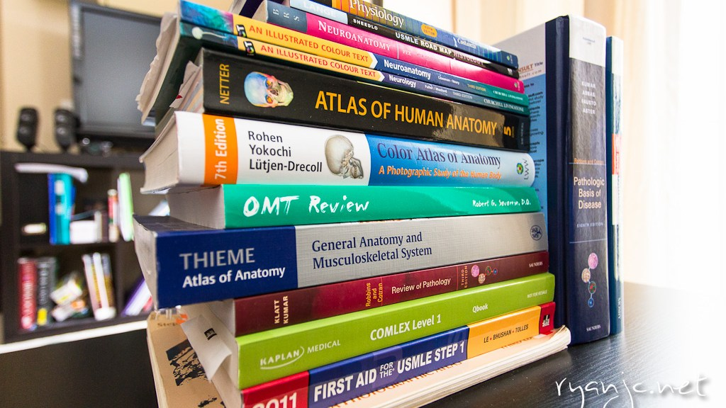 Yes, most of these pictured at first year books.