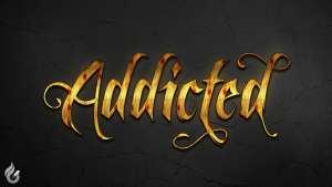 Addicted by Ebonie Jones