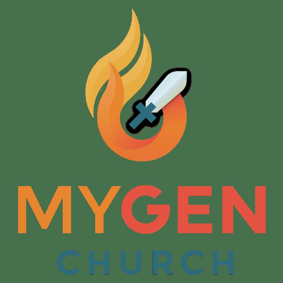 MYGEN Church logo