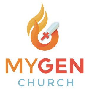 MYGEN Church logo light