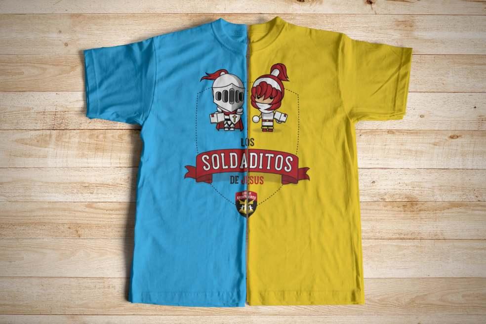 Adventurer Club T-Shirt for Spanish Fort Washington Seventh-day Adventist Church