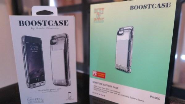 Bootcase Gemstone Batter Case