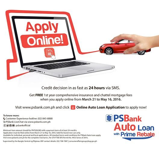 POLA Auto Loan
