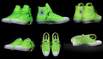 b7819fe0c6d8 Stand Out In The Dark with Converse Chuck Taylor All Star II Neon