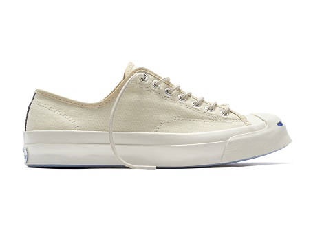 791d98e5bbdf The Converse Jack Purcell Signature collection introduces a thicker Shield  Canvas with a water repellent finish