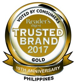 Trusted Band 2017 - Gold